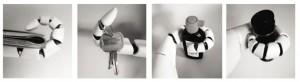 Fig. 2: Kaylene Kau's Prosthetic Arm with Adaptive Grip