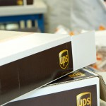 UPS supply chain logistics