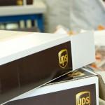 UPS supply chain logistics