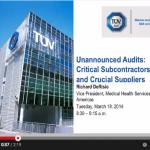 Unannounced Audits