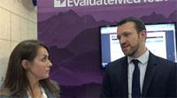 Maria Fontanazza and Ian Strickland discuss future of medtech market at AdvaMed 2015