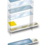 Diabetes Microfluidic test strip