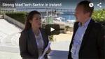 Maria Fontanazza and Michael Lohan, IDA Ireland, AdvaMed 2015