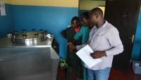 Training autoclave use, Rwanda