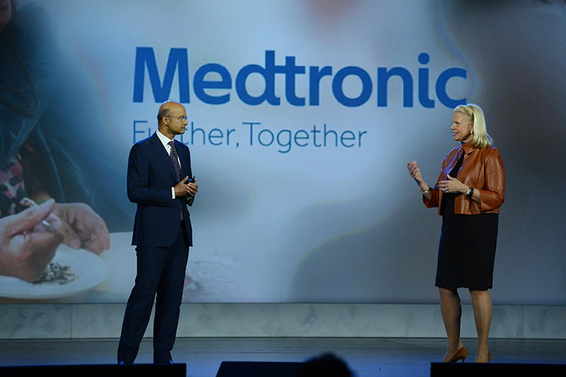 Medtronic and IBM, CES