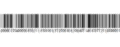 Barcode, UDI