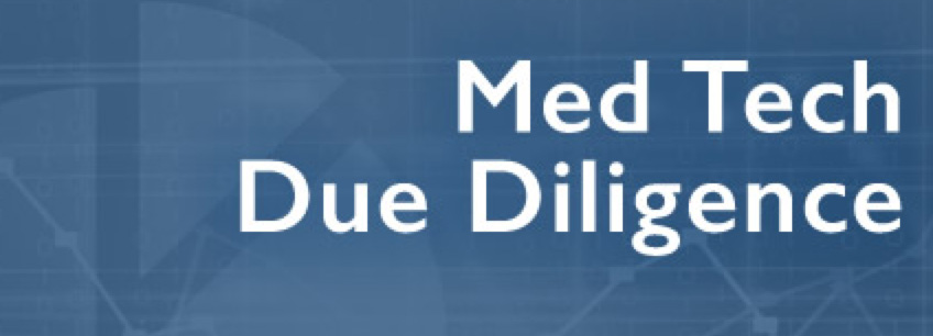 MedTech Intelligence, Due Diligence