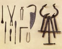 Roman Surgical Instruments