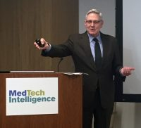 Michael Morton, Medtronic, Global Regulatory Strategy