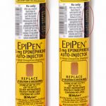 EpiPen auto-injector, recall