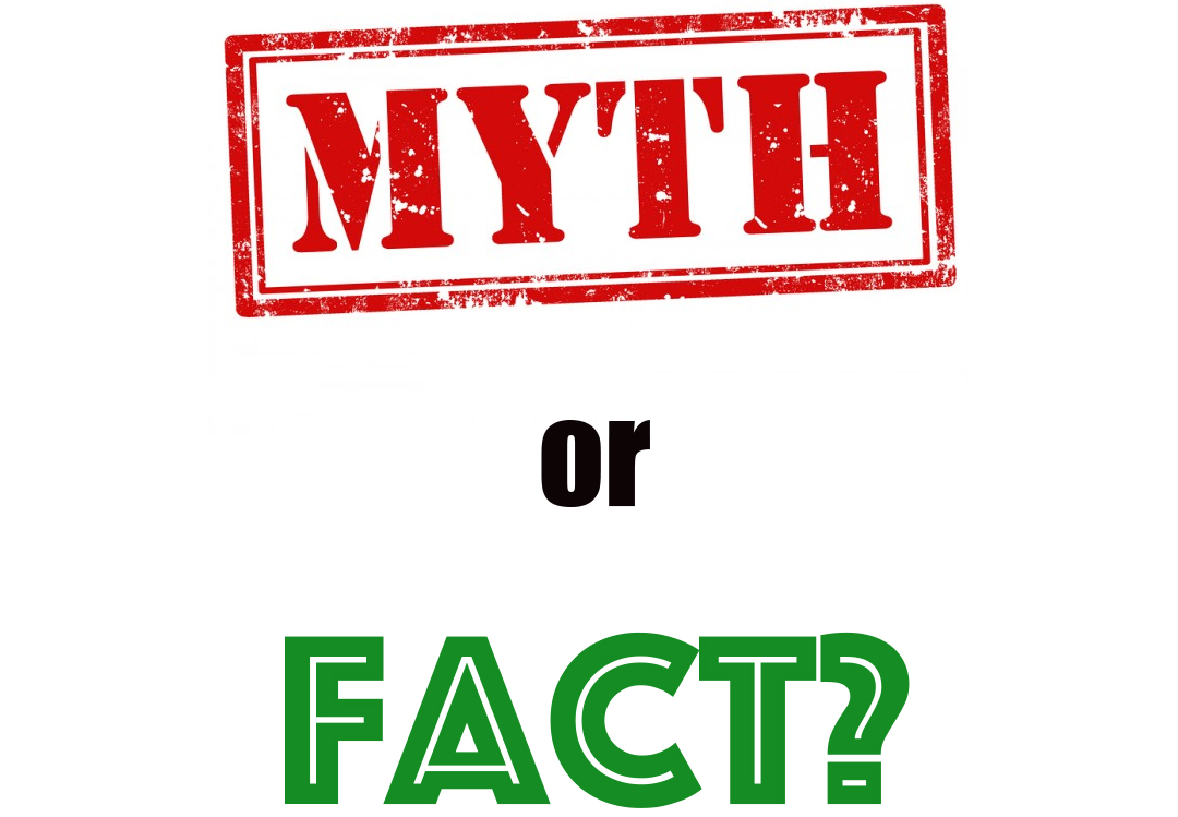 Myth, fact
