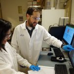 BSL2 laboratories, Starfish Medical, University of Victoria