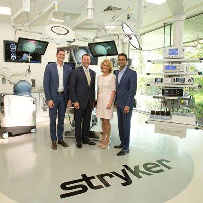 Stryker, IDA Ireland