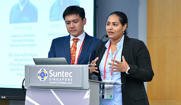Singapore Biodesign, Bryan Ho, Preeti Mohan