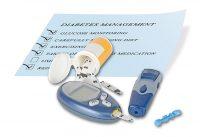 Blood glucose monitor, diabetes management