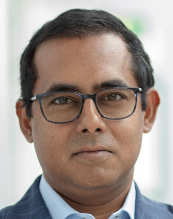 Gautam Goswami, TeamViewer