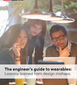 The engineer's guide to wearables: Lessons learned from design mishaps