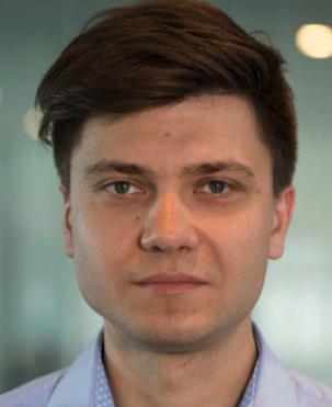 Aleksey Baldygin, KRUSS