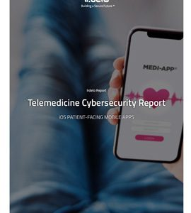 Irdeto Telemedicine Cybersecurity Report: iOS Patient-Facing Mobile Apps
